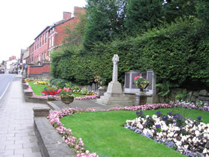 Congleton - Garden of Rememberance