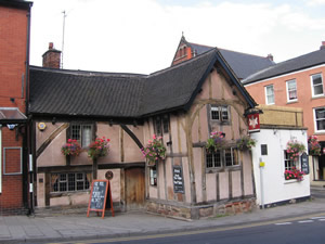 Congleton - Ye Olde Kings Arms